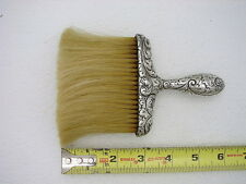 Elegant Gorham Sterling Silver Vanity Lint Crumb Brush style 141 c1890