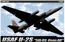"1/48 USAF U-2S ""5th RS, Osan AB"" / Academy Model Kit / #12307"