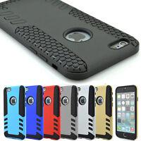 Cadeau Coque Shockproof Armure Luxe iPhone Samsung Hybride Rugged Case Antichoc