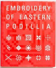 EMBROIDERY OF EASTERN PODILLIA Ukrainian Traditional folk patterns shirts, Album
