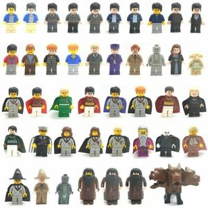 Genuine LEGO Harry Potter Minifigures Minifig Fluffy Hermione Ron Hooch Sprout