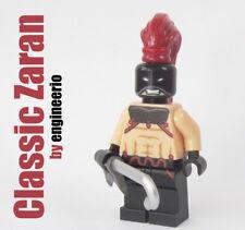 LEGO Custom - Zaran from Batroc's Brigade -  Marvel Super heroes minifigures