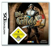 Nintendo DS Spiel - Die Gilde mit OVP