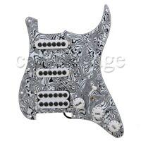 3-ply Dual Rail Humbucker Pickguard for Electric Guitar 285x230x3MM