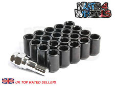 Mk4 McGard Locking Wheel Nuts 12x1.5 Bolts for Honda Integra Type-R 01-07
