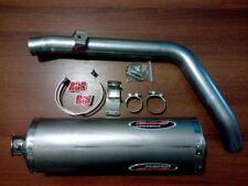honda cbr600rr 2003-2006 bos exhaust superbike slip-on titanium