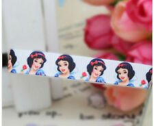 Snow White Ribbon 9mm wide 3/8'