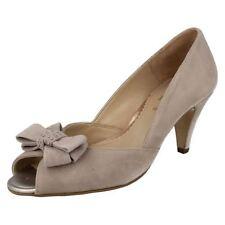 37,5 Scarpe da donna beige con tacco alto (8-11 cm)