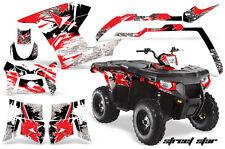 ATV Graphics Kit Decal Sticker Wrap For Polaris Sportsman 500/800 11-15 STSTAR R