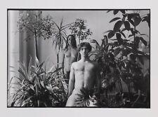 Duane Michals Ltd. Ed. Photo Portfolio Print 24x30cm Nude Akt Nus ca 1977 Couple