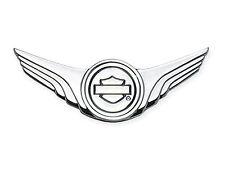 Medaglione Emblema LOGO Cromato Originale Harley Davidson 91745-02 SISSYBAR