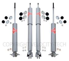 KYB GAS-A-JUST SHOCKS MERCEDES R107 C107 W107 380SL 380SLC 450SL SLC 560SL SET 4