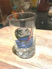 South Molle Island-Whitsunday Passage Glass-1960's-Retro-Fab Collectors Piece.