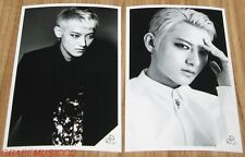 EXO EXO-M OVERDOSE TAO 2 PHOTO SET SM LOTTE POP UP STORE OFFICIAL GOODS NEW
