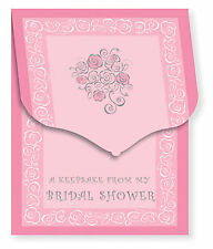 Bridal Shower Keepsake Registry