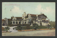 1909 A CALIFORNIA HOME WESTMORELAND PLACE LOS ANGELES POSTCARD