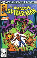 the Amazing Spider-Man Comic Book #207, 1980 VERY FINE+