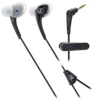 audio-technica ATH-SPORT2 In-Ear Headphones Black Blue NavyYellow Red YellowPink