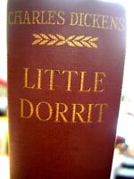 "Charles Dickens ""LITTLE DORRIT "" by Chapman And Hall 1913"