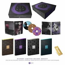 Oldboy (2016, Blu-ray) Deluxe Box Limited Edition Steelbook (Plain Archive #30)