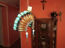 Native American Beaded Head Dress