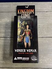 Dc Direct Kingdom Come Wonder Woman Action Figure New Alex Ross 2006