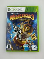 Madagascar 3: The Video Game - Xbox 360 Game - Tested