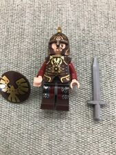 NEW LEGO Lord of the Rings LOTR 9474 Helm/'s Deep KING THEODEN Minifigure w//Horse