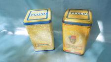 boites metal banania