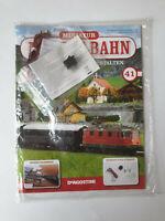 DeAgostini  Miniatur Modellbahn Spur N Nr.41 mit Heft   Neu/OVP