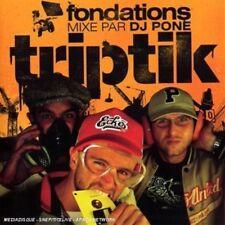 TRIPTIK-établie mixage par DJ Mier CD Nouveau neuf dans sa boîte