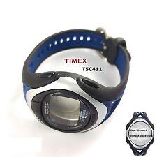 TIMEX Cinturino di ricambio T5C411 Ironman 30 lap - COMPLETO struttura - Adatta