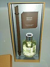 Molton Brown Reed Diffuser Lemon & Mandarin Home Room Fragrance Gift