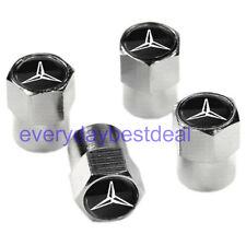 Mercedes Benz Dust Cap Wheel Valve AMG,SLK,S,E,C,CLA,M,GLA-Class