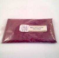 4 oz. Hibiscus Flower Powder (Hibiscus Sabdariffa) <113 g / .25 lb>
