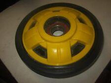 Ski-doo snowmobile 141 yellow idler wheel new