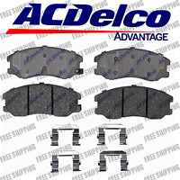 Replacement Front Disc Brake Pad Ceramic Pads For Chevrolet Equinox 2007-2009