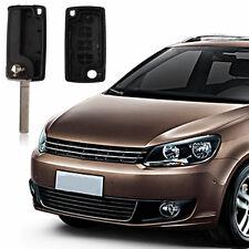 Hot Peugeot Expert Partner Van Centre 3 Button Remote Flip Key Fob Case Shell