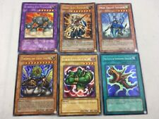 YUGIOH Limited Edition Lot of 6 Cards Rare Foil Cards