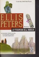 La pergamena dell'abbazia di Ellis Peters 2008 TEA