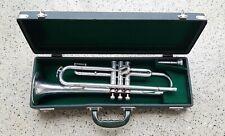 Vintage Trompete JULIUS KEILWERTH Mundstück  Seriennummer 1272