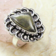 Ring of Us Size 5.5 Ethnic Gift Bumble Bee 925 Silver Plated Handmade Gemstone