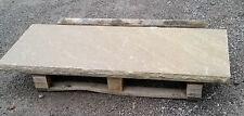 Natural Buff Stone Log Burner / Fireplace Hearth 1500mm x 600mm x 50mm
