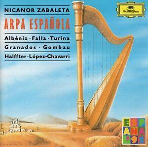 Arpa Española / Nicanor Zabaleta