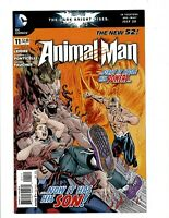 10 Animal Man DC Comics 11 12 13 14 16 18 19 20 21 22 Swamp Thing Rotworld J434