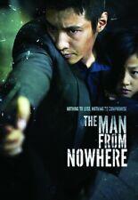 Man From Nowhere With Bin Won DVD Region 1 812491012048