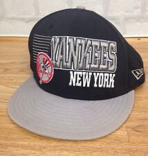NEW Era New York Yankees MLB Baseball Sportivo Retrò Vintage Cappellino Cappello