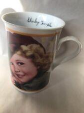 "Danbury Mint Shirley Temple Porcelain Mug ""dimples�"