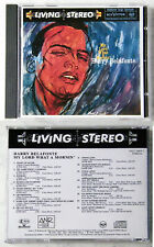 HARRY BELAFONTE - My Lord What A Mornin´ . RCA Living Stereo CD TOP