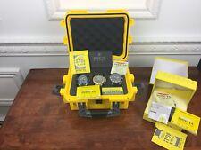 Invicta Model 17207 17212 14282 Mens Watch Lot W/ 3 Slot Yellow Hard Case 3 Watc